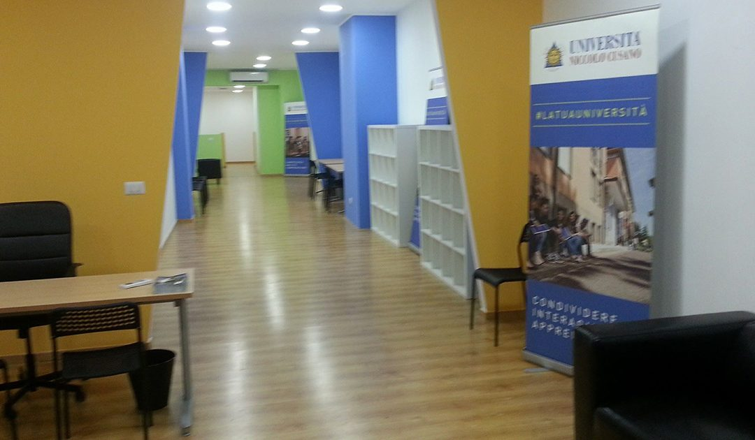 La sede Unicusano Bari: sede d'esame